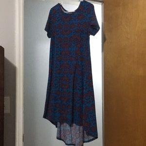 Women's Lularoe Carly dress
